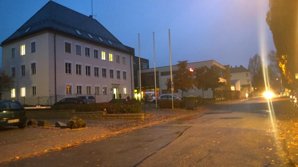 Deggendorfer Hilfseinheiten - Hauptquartier des Kreisverbandes Deggendorf des Bayerischen Roten Kreuzes
