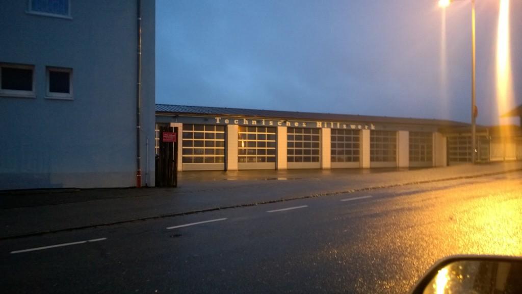 Deggendorfer Hilfseinheiten - Hauptquartier des Technischen Hilfswerkes Deggendorf