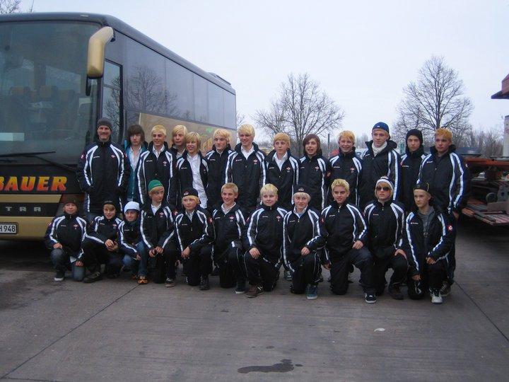 Deggendorfer SC - Schüler 2009/2010 - Aufstieg