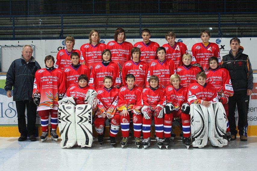 Deggendorfer SC - Schüler 2009/2010